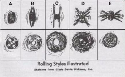 Rolling styles